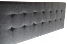 Metro headboard wall mounted