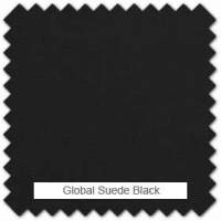 Global suede - Black