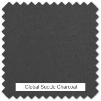 Global suede - Charcoal