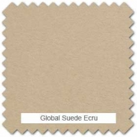 Global suede - Ecru
