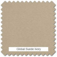 Global suede - Ivory